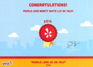 Monty White San Rafael Attorney Yelp Reviews