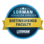 Lorman Distinguished Faculty for Matthew White